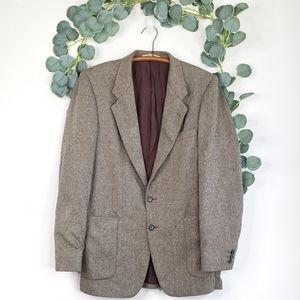 Vintage Yves Saint Laurent YSL Men's Suit Blazer